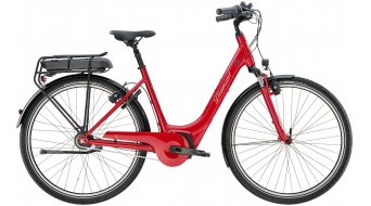 "Diamant Achat Deluxe+ RT T 28"" e-bike fiets dames S (45cm) indisch rood/rode metallic model 2019"