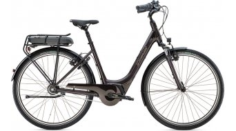 "Diamant Achat Deluxe+ RT T 28"" E-Bike bici completa Señoras-rueda metallic Mod. 2018"