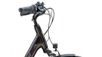 "Diamant Achat Deluxe+ T 28"" E-Bike 整车 女士 型号 S (45厘米) obsidianschwarz metallic 款型 2019"
