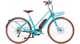 """Diamant Juna+ W 28"""" E-Bike Komplettrad Damen-Rad marinablau Mod. 2018"""