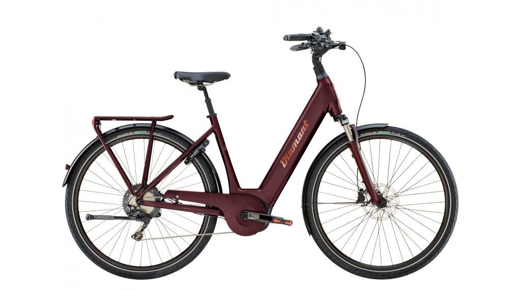 diamant zagora deluxe t 28 e bike bike ladies. Black Bedroom Furniture Sets. Home Design Ideas