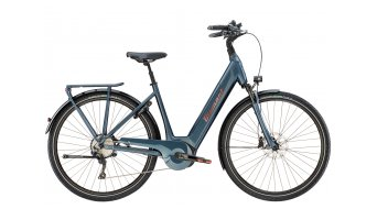 "Diamant Zagora+ T 28"" E-Bike Komplettrad cavansitblau metallic Mod. 2019"