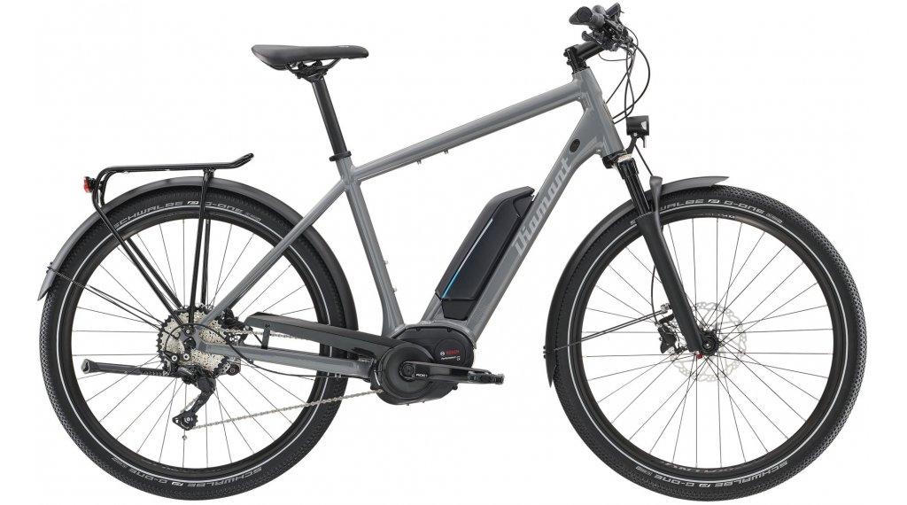 "Diamant Elan Legere+ 27,5"" E-Bike 整车 男士 型号 L graphitgrau 款型 2019"