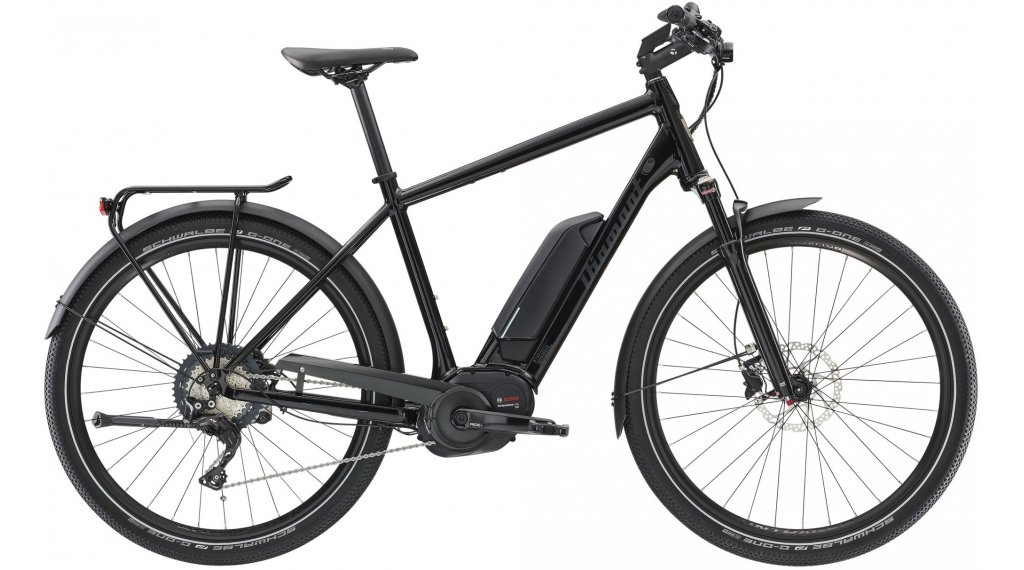 "Diamant Elan Super Legere+ 27,5"" E-Bike 整车 男士 型号 L tiefschwarz 款型 2019"