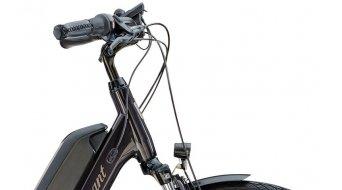 "Diamant Achat Deluxe+ T 28"" E-Bike 整车 女士 型号 XL obsidianschwarz metallic 款型 2019"