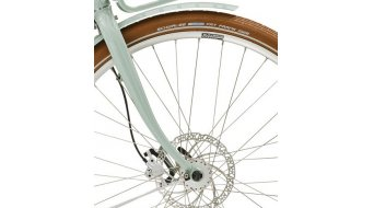 "Diamant Juna Deluxe+ WIE 300Wh 28"" E-Bike 整车 型号 M moreagrün 款型 2020"