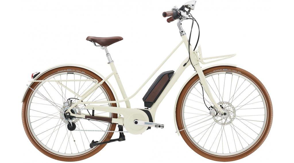 """Diamant Juna Deluxe+ WIE 300Wh 28"""" E-Bike 整车 型号 M tofanaweiss 款型 2020"""
