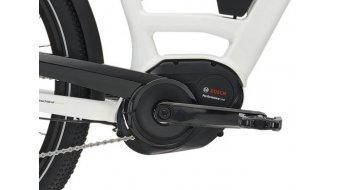 """Diamant Elan+ TIE 27.5"""" elektromos kerékpár komplett kerékpár Méret S fehér Mod. 2020"""