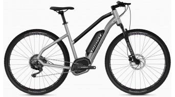 "Ghost Hybride Square Cross B2.9 AL W 29"" E-Bike Komplettrad Damen iridium silver/jet black Mod. 2020"