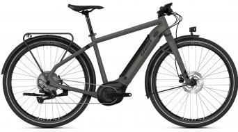 "Ghost Hybride Square Travel: B4.7+ AL U 27.5"" E-Bike bici completa . gonna/jet nero mod. 2020"