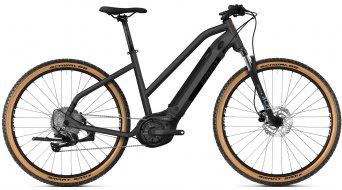 Ghost E-Square Cross Essential 27.5 E-Bike Trekking Komplettrad Damen Gr. S darksilver/jet black Mod. 2021