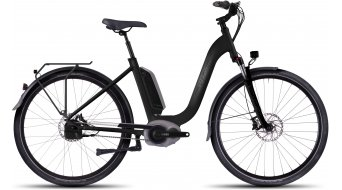 Ghost Andasol 9 Wave E-Bike Komplettbike black/black Mod. 2016