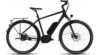 Ghost Andasol Trekking 9 elektromos kerékpár komplett kerékpár Méret S black/black 2016 Modell