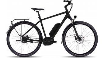 Ghost Andasol trekking 9 e-bike maat S black/black model 2016