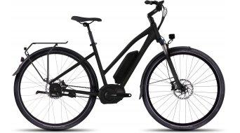 Ghost Andasol Trekking 9 elektromos kerékpár komplett kerékpár női-Rad black/black 2016 Modell