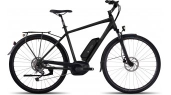 Ghost Andasol trekking 2 AL e-bike fiets black/micro chip gray/titanium gray model 2017