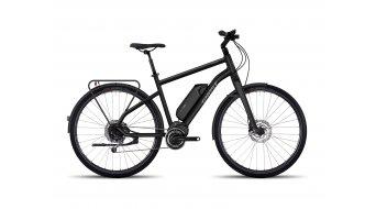 Ghost Square Trail 2 AL E-Bike Komplettrad Gr. S black/silver gray/arctic blue Mod. 2017