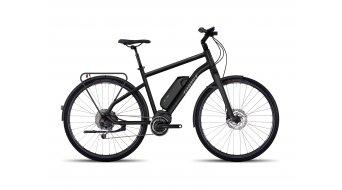Ghost Square Trail 4 AL E-Bike Komplettrad Gr. S urban gray/silver gray/neon green Mod. 2017