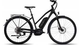 Ghost Andasol trekking 2 AL E- bike bike ladies version black/micro chip gray/titanium gray 2017