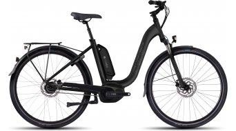 Ghost Andasol Wave 2 AL e-bike fiets damesfiets black/micro chip gray/titanium gray model 2017