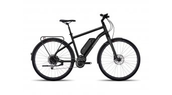 Ghost Square Trail 2 AL E- bike bike ladies version size XS black/urban gray/arctic blue 2017