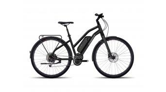 Ghost Square Trail 4 AL E-Bike Komplettrad Damen-Rad Gr. XS black/urban gray/neon green Mod. 2017