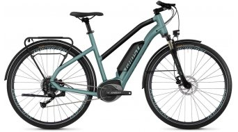 "Ghost Hybride Square trekking B1.8 AL W 28"" E- bike bike ladies river blue/jet black 2019"