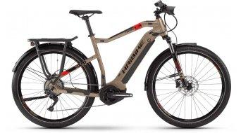 "Haibike SDURO Trekking 4.0 27.5"" E-Bike Komplettrad Herrren Gr. XL sand/schwarz/rot Mod. 2020"