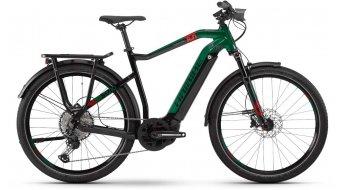 "Haibike SDURO trekking 8.0 27.5"" E-Bike bici completa Herrren . nero/rosso/kingston mod. 2020"