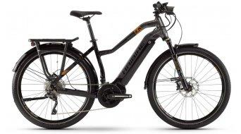"Haibike SDURO Trekking 6.0 27.5"" E-Байк Велосипед, Дамски размер S черно/bronze/titan модел 2020"