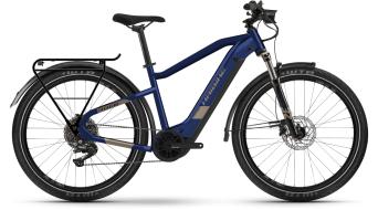 """Haibike Trekking 7 27.5"""" elektromos kerékpár Trekking komplett kerékpár 2021 Modell"""