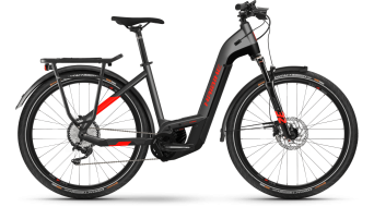 Haibike Trekking 9 Lowstep 27.5 E-Bike Trekking 整车 型号 anthracite/red 款型 2021