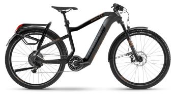 Haibike XDURO Adventr 6.0 27.5 e-bike trekking fiets maat.#*en*#L carbon/titanium/brons model 2021