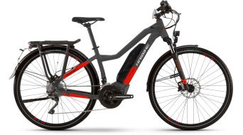 Haibike SDURO Trekking S 9.0 Lowstandover 28 E-Bike Trekking bici completa anthracite/rojo Mod. 2021