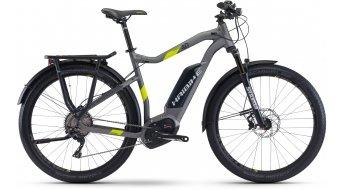 Hai bike XDURO trekking 4.0 28 E- bike men bike titanium/lime matt Bosch Performance CX-Antrieb 2017