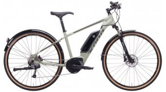 "KONA Splice-E 28"" e-bike fiets desert green model 2020"