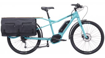 Kona Electric Ute 650 Commuter bici completa dirty cyan Mod. 2019
