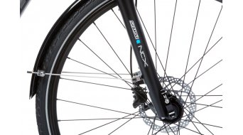 KONA Splice-E 700 Commuter bike size S black 2019