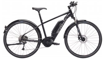 KONA Splice-E 700 Commuter fiets black model 2019