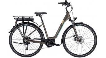 "Lapierre Overvolt Urban 400 28"" E-Bike Komplettbike Gr. 53cm (L) grey Bosch-Antrieb Mod. 2018"