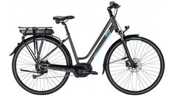 """Lapierre Overvolt Trekking 600W 28"""" elektromos kerékpár női komplett kerékpár 53cm (L) Bosch-meghajtás 2018 Modell"""