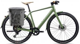 Orbea Vibe H10 EQ 28 elektromos kerékpár Trekking komplett kerékpár glocsatlakozó 2021 Modell