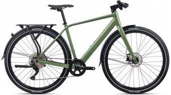 Orbea Vibe H30 EQ 28 E-Bike Trekking 整车 型号 gloss urban green 款型 2021