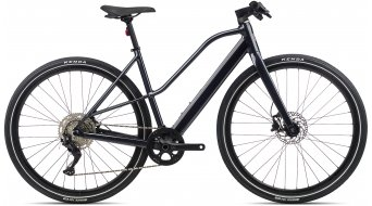 Orbea Vibe Mid H30 28 E- bike trekking bike size L gloss night black 2021