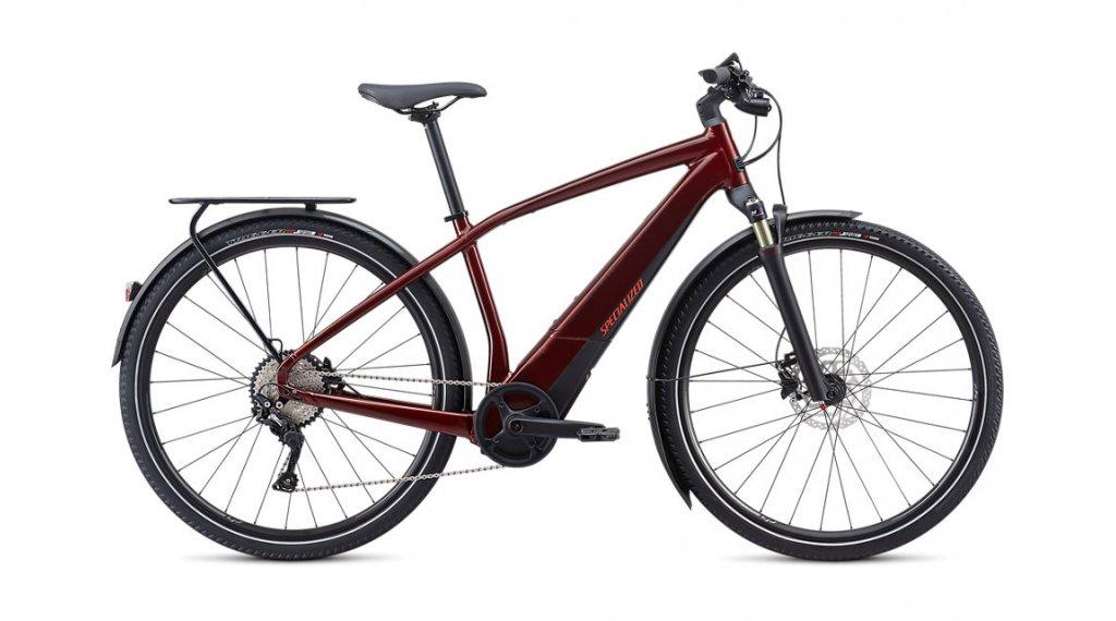 "Specialized Turbo Vado 4.0 28"" E-Bike Komplettrad Gr. S metallic crimson/black/rocket red Mod. 2020"