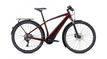 "Specialized Turbo Vado 4.0 28"" e-bike fiets metallic crimson/black/rocket red model 2020"