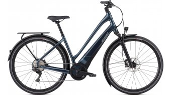 "Specialized Turbo Como 5.0 Low-Entry 700C 28"" E-Bike Komplettrad cast battleship/black/chrome Mod. 2020"