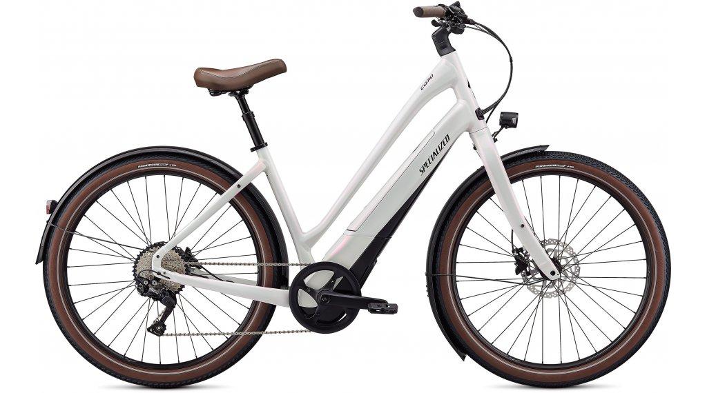 Specialized Turbo Como 4.0 Low-Entry LTD 27.5 E-Bike City Komplettrad Gr. S abalone/black/black Mod. 2021