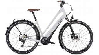 Specialized Turbo Como 4.0 Low-Entry 700C 28 E-Bike City bici completa tamaño S dove gris/cast azul/negro Mod. 2021