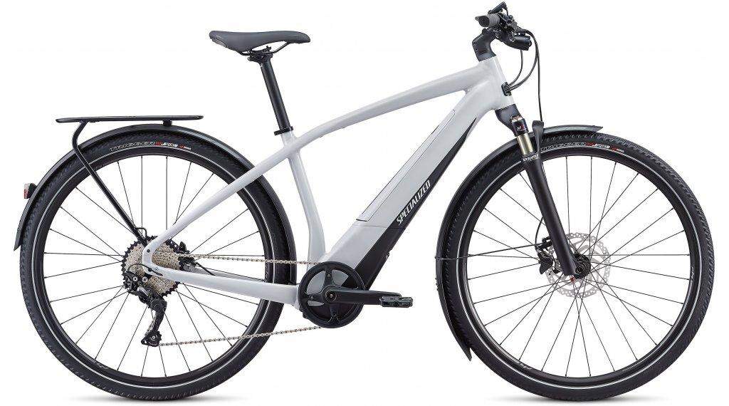 Specialized Turbo Vado 4.0 28 E-Bike Trekking Komplettrad Gr. S dove grey/black/liquid silver Mod. 2021